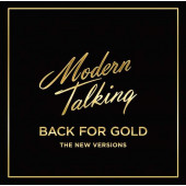 Modern Talking - Back For Gold - The New Versions (Coloured Vinyl)
