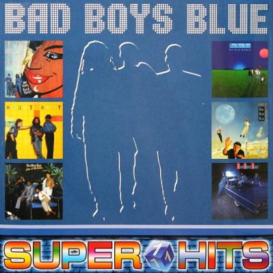 Bad Boys Blue - Super Hits 1 винил