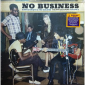 Curtis Knight, The Squires - No Business: The PPX Sessions Volume 2 (Limited Edition, Coloured Vinyl)