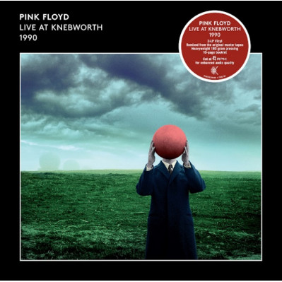 Pink Floyd - Live At Knebworth 1990 (Limited Edition, 2Lp) винил