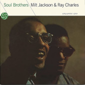 Milt Jackson & Ray Charles - Soul Brothers (Mono)
