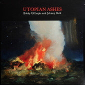 Bobby Gillespie And Jehnny Beth - Utopian Ashes (Clear Vinyl)