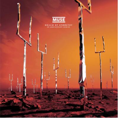 Muse - Origin Of Symmetry (XX Anniversary RemiXX, 2Lp) винил