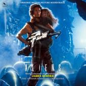 James Horner, The London Symphony Orchestra - Aliens (Ost, Coloured Vinyl)