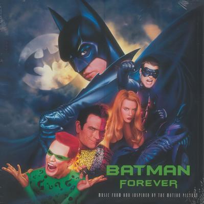 Batman Forever (Ost, Coloured Vinyl, 2Lp) винил