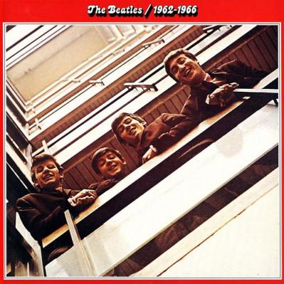 The Beatles - 1962-1966 (2LP) винил
