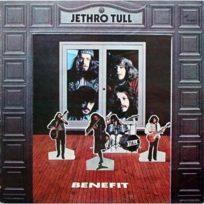 Jethro Tull - Benefit винил