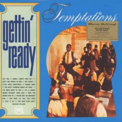Temptations - Gettin' Ready винил