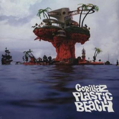Gorillaz - Plastic Beach (2Lp) винил