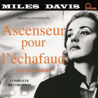Miles Davis - Ascenseur Pour L'Échafaud (+ 16 Bonus Tracks) винил