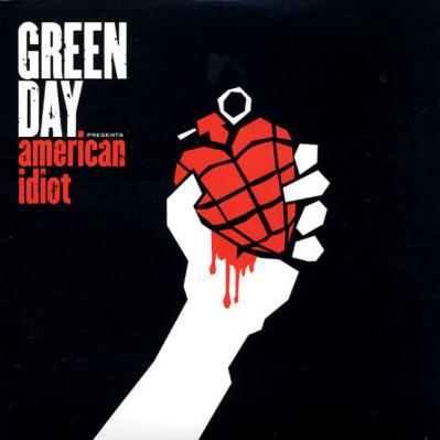 Green Day - American Idiot (2Lp) винил