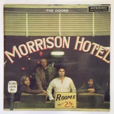 The Doors - Morrison Hotel (Stereo) винил