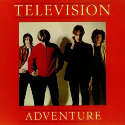 Television - Adventure винил