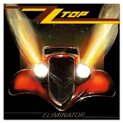 Zz Top - Eliminator винил