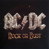 Ac/Dc - Rock Or Bust (Lp+Cd)