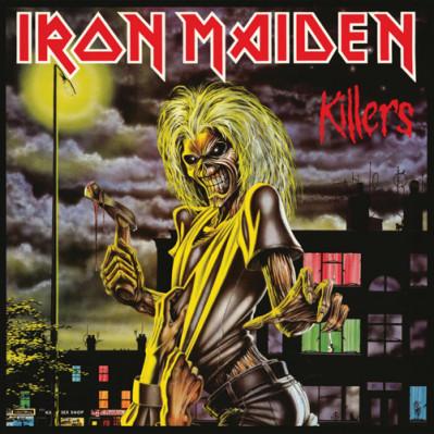 Iron Maiden - Killers винил